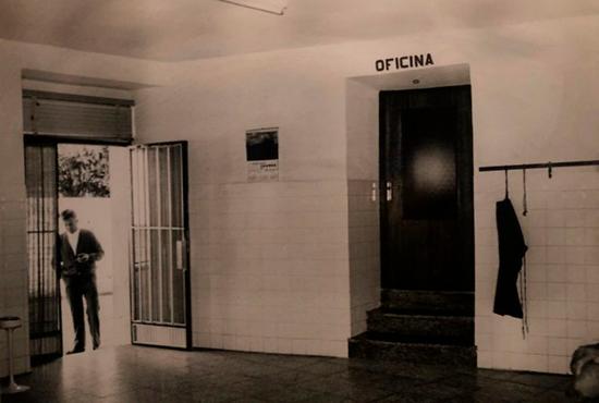 Antigua oficina La Prudencia