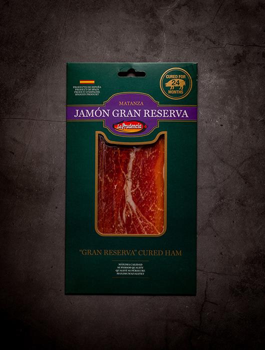 Jamón Gran Reserva 75gr