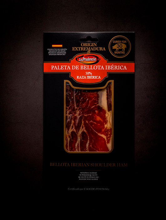 Paleta de Bellota Ibérica 100gr